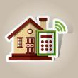 En moderne bolig skal byde på moderne teknik
