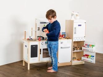 Køkken og børn