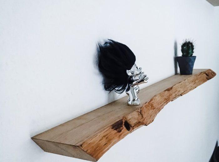 Træhylde