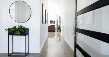 Moderne hjem