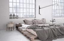 Moderne seng