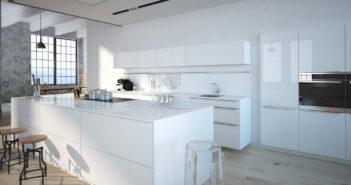 Topmoderne køkken