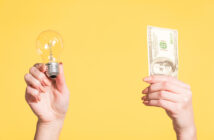 Belysning og økonomi